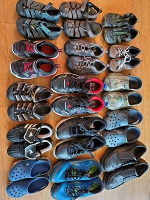 ALL 15 PAIR OF BOY SHOES $3.25 FOR EACH PAIR for Sale in Fairfax, VA