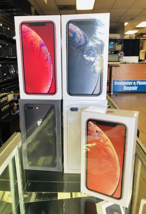 Iphone 8 Plus XR 64gb 128gb with financing for Sale in Stanton, CA