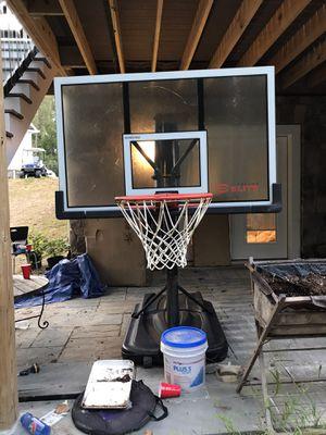 Pool basketball hoop for Sale in Manassas, VA