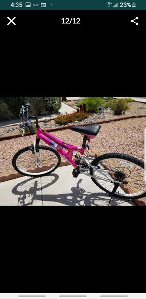 Mongoose Exlipse Full Dual-Suspension Mountain Bike for Sale in Las Vegas, NV