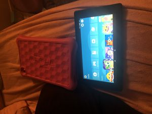Amazon fire 7 tablet kids edition for Sale in Houston, TX