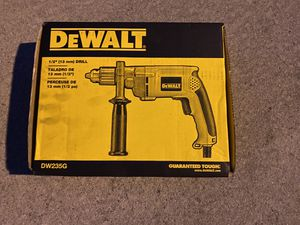 Dewalt Hammer Drill... New for Sale in Concord, NC