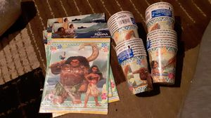 Moana Party Supplies for Sale in Fort Worth, TX