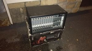 Behringer Europower PMP2000 DJ Ready for Sale in Round Rock, TX