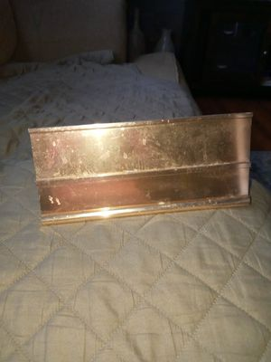 Free Rose Gold Name Display for Sale in Newport News, VA