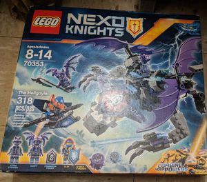 Selling New in Box Lego Nexo Knights The Heligoyle 70353 for Sale in New York, NY