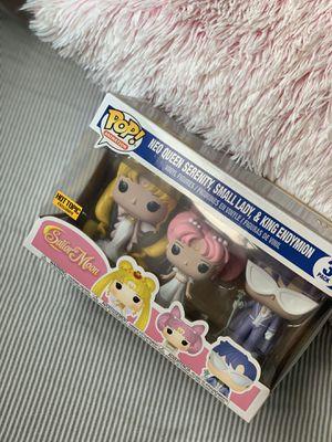 Sailor moon pop trio for Sale in Los Angeles, CA