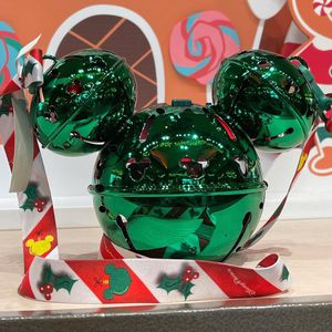 Disneyland Park - Exclusive Green Jingle Bell Sipper for Sale in Los Angeles, CA
