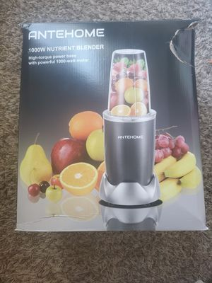 Brand New Antehome 1000w Nutrient Blender for Sale in Delaware, OH