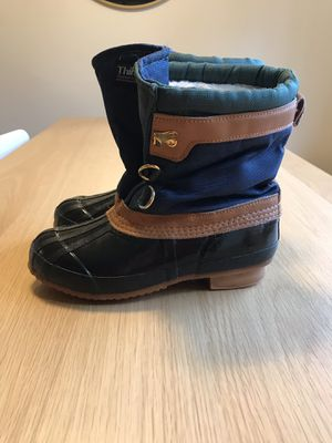 Women's Northwest Territory leather Thermal Insulation Rain Boots Size 7 for Sale in Federal Way, WA