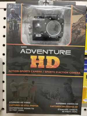 "ACTION CAMERA ""NEW"" COBRA for Sale in Schaumburg, IL"