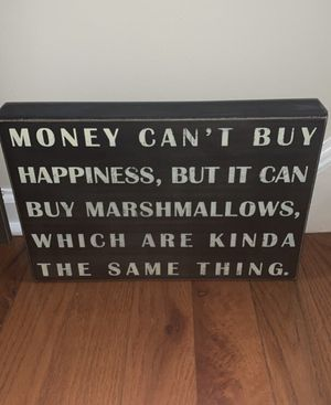 Wall sign for Sale in Delmont, PA