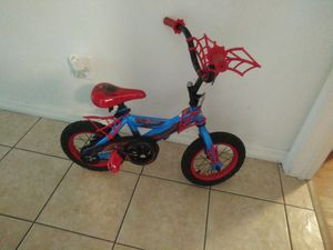 Spider-Man bike for Sale in Clearwater, FL