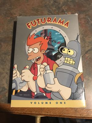 Futurama Volume 1 unopened and Simpson's complete season 1 for Sale in Federal Way, WA