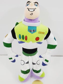 """Buzz Lightyear Disney Pixar Toy Story 4 Plush Toy Doll Figure Stuffed 11"""" for Sale in Queens,  NY"""