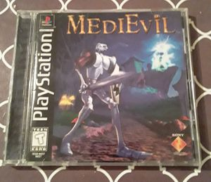 MediEvil (Playstation) for Sale in Reading, PA