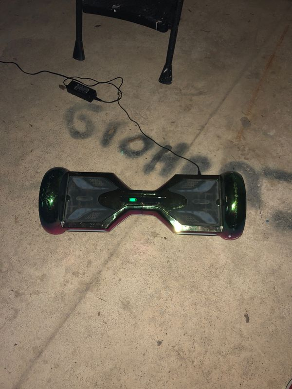 hover board works