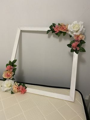 Floral Picture Frame for Sale in Hialeah, FL