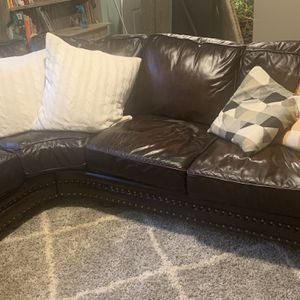 Leather Sectional for Sale in Waynesburg, PA