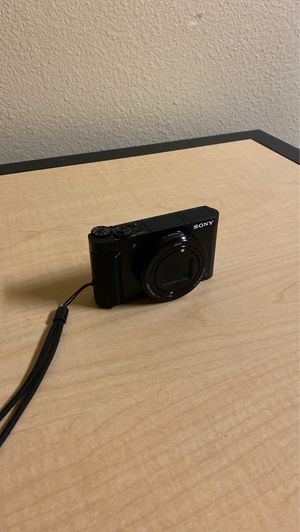 Sony Cyber-Shot DSC-HC90B (charger and case) included for Sale in San Bernardino, CA