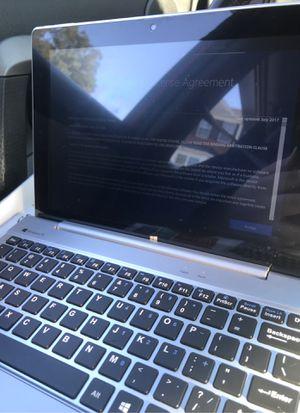Tablet laptop for Sale in Manassas, VA