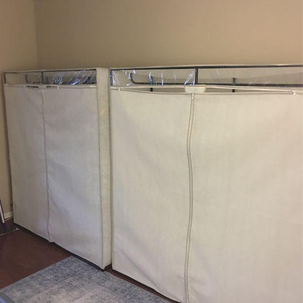 Large Portable Wardrobe Closets