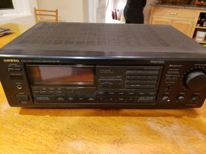 Onkyo TX-SV303PRO A/V Controller Tuner Amplifier R1 for Sale in Levittown, NY