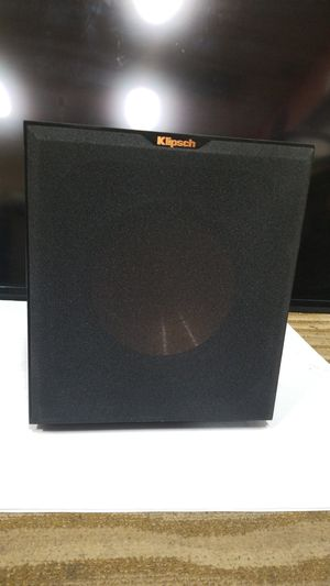 Klipsch- Powered Subwoofer, model R-10SW, Reference Series for Sale in Los Angeles, CA