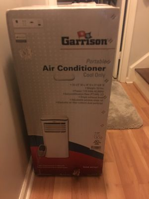 Portable AC unit with remote for Sale in Arlington, VA