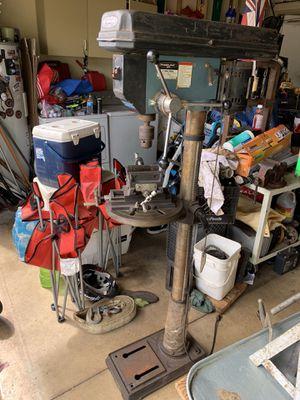 """Jet 14"""" Drill Press for Sale in Ewa Beach, HI"""
