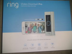 Ring video doorbell pro for Sale in Fontana, CA