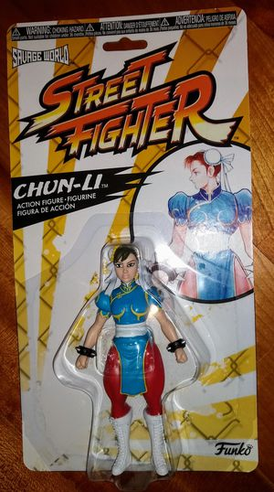 Funko Savage World: Street Fighter Chun-Li for Sale in Gilbert, AZ