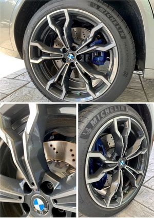 X3M x4m bmw competition wheels n tires for Sale in The Bronx, NY