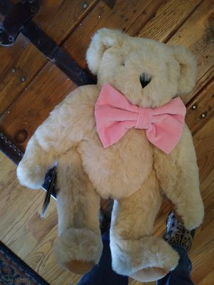 Vermont teddy bear for Sale in Snohomish, WA