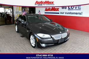 2011 BMW 5 Series for Sale in Hollywood , FL