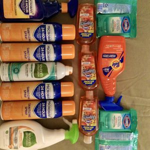MICROBAN 24HRS BUNDLE SIMILAR To LYSOL for Sale in Fort Lauderdale, FL