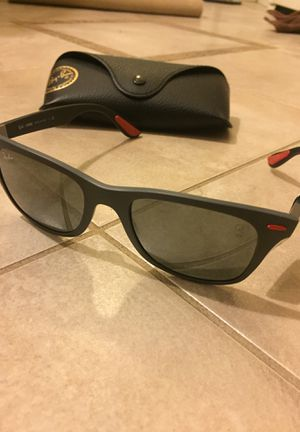ff30596dcc New Ray Ban Ferrari scuderia liteforce Polarized sunglasses for Sale in  VERNON ROCKVL