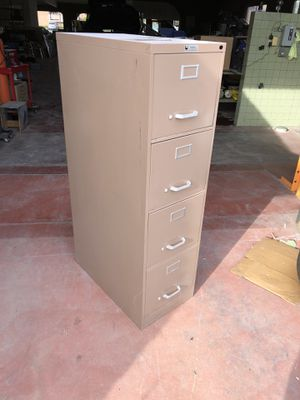 Steel heavy duty letter size cabinet for Sale in La Habra, CA