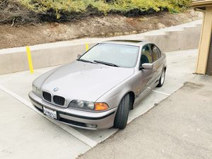 Original Excellent condition 2000 BMW 528i for Sale in San Diego, CA