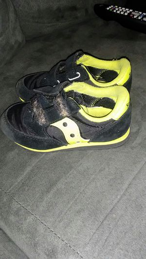 Toddlers shoes (saucony) for Sale in Silver Spring, MD