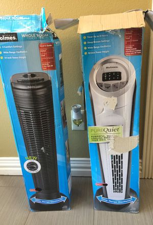 Brand new tower fans for Sale in Duncanville, TX