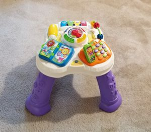 VTech Kids Activity Table for Sale in Rockville, MD