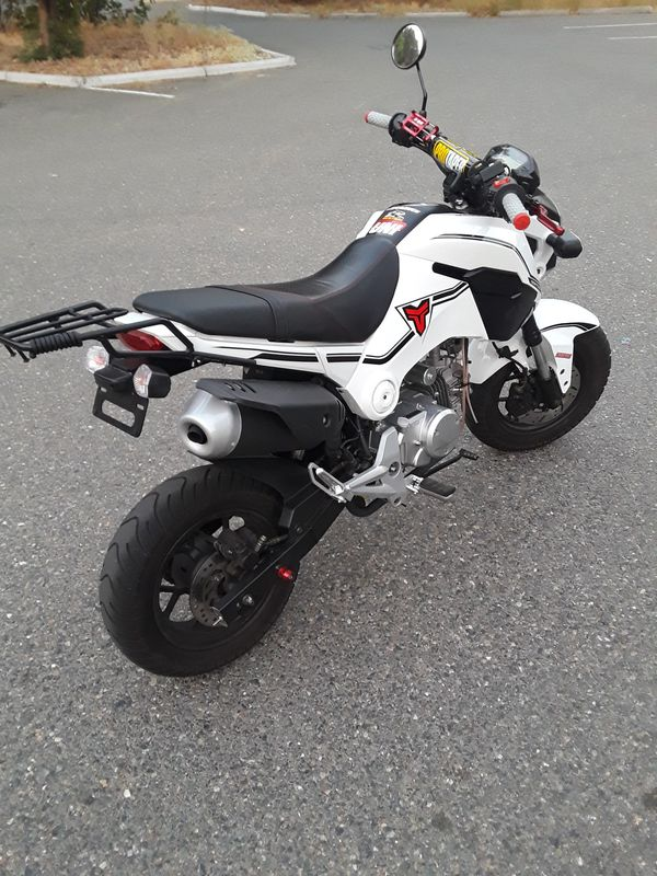 140cc Honda Grom clone for Sale in Rancho Cordova, CA - OfferUp