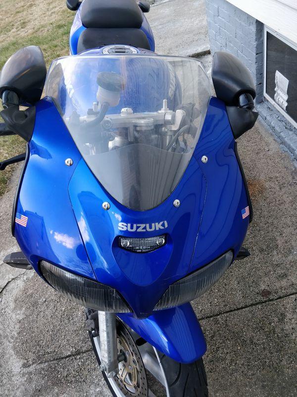 2002 Suzuki SV-650s