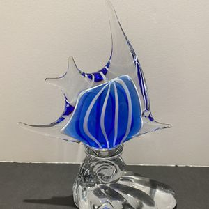 Murano Glass Fish Decor for Sale in Boynton Beach, FL
