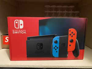 Brand new Nintendo Switch for Sale in Woodbury, MN
