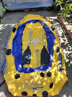 Inflatable boat challenger 3 for Sale in Antioch, CA