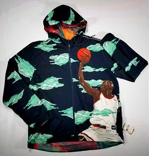 Lemar Reebok reversible jacket Small for Sale in Seattle, WA