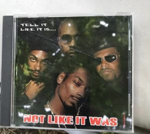 !! Snoop Dogg Music CD for Sale in San Fernando, CA