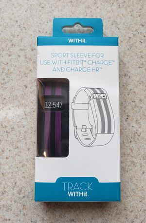 Fitbit Sport Sleeve for Charge & HR for Sale in North Las Vegas, NV